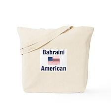 Bahraini American Tote Bag