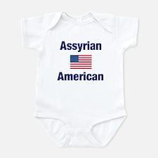 Assyrian American Infant Bodysuit