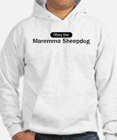 Obey the Maremma Sheepdog Hoodie