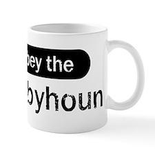 Obey the Stabyhoun Mug