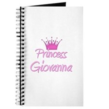 Princess Giovanna Journal