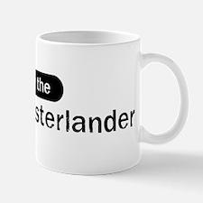 Obey the Large Munsterlander Mug