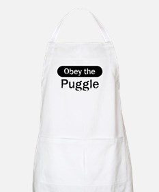 Obey the Puggle BBQ Apron
