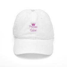 Princess Gina Baseball Cap