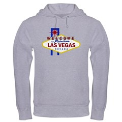 Welcome to Fabulous Las Vegas Sign Hoodie