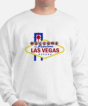 Welcome to Fabulous Las Vegas Sign Sweater