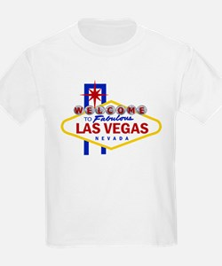 Welcome to Fabulous Las Vegas Sign T-Shirt