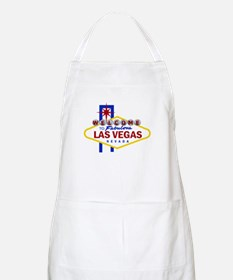 Welcome to Fabulous Las Vegas Sign BBQ Apron