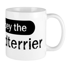 Obey the Jagdterrier Small Mug