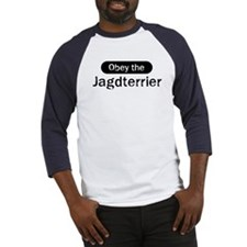 Obey the Jagdterrier Baseball Jersey