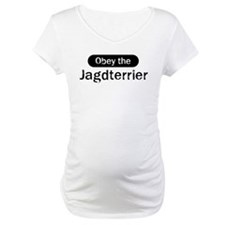 Obey the Jagdterrier Shirt