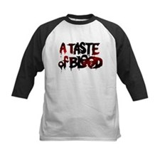"B-Movie ""A Taste of Blood"" (red) Tee"