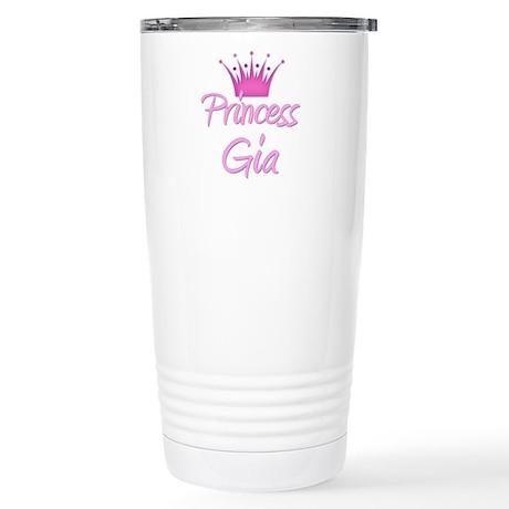 Princess Gia Stainless Steel Travel Mug