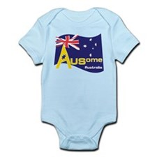 Austalia Infant Bodysuit