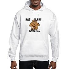 Eat ... Sleep ... GIBBONS Hoodie