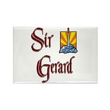 Sir Gerard Rectangle Magnet