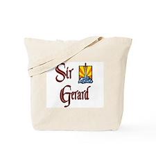 Sir Gerard Tote Bag