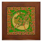 Capall ~ Horse Framed Tile
