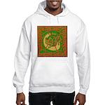 Capall ~ Horse Hooded Sweatshirt