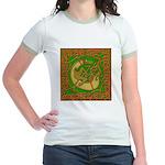 Capall ~ Horse Jr. Ringer T-Shirt