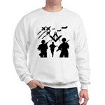Freemasons Defending Freedom Sweatshirt