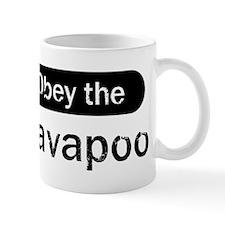 Obey the Cavapoo Mug