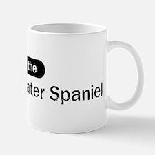 Obey the American Water Spani Mug