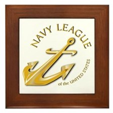 Nayv League Framed Tile