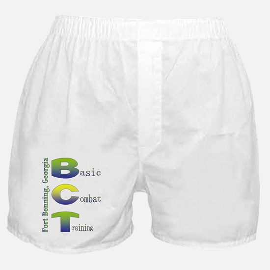 Colorful BCT Boxer Shorts