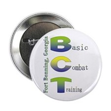 "Colorful BCT 2.25"" Button"