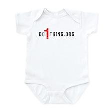Cute Do 1 thing Infant Bodysuit
