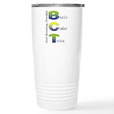 Colorful BCT Travel Mug