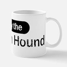 Obey the Afghan Hound Mug