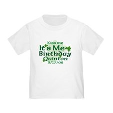 Kiss Me Irish Quinton T