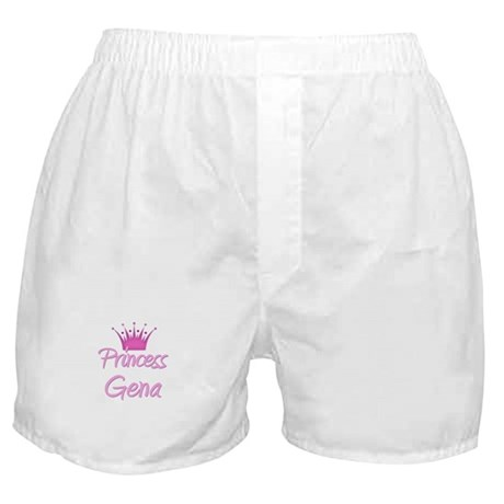 Princess Gena Boxer Shorts