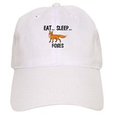Eat ... Sleep ... FOXES Cap