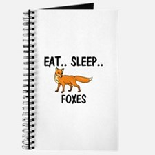 Eat ... Sleep ... FOXES Journal