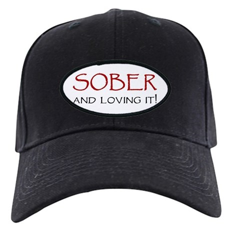 Sober and Loving It! Black Cap