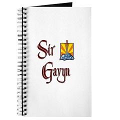 Sir Gavyn Journal