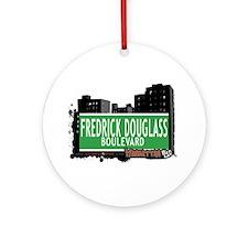 FREDRICK DOUGLASS BOULEVARD, MANHATTAN, NYC Orname