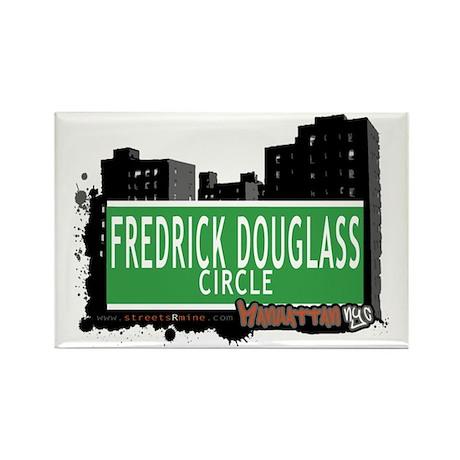 FREDRICK DOUGLASS CIRCLE, MANHATTAN, NYC Rectangle