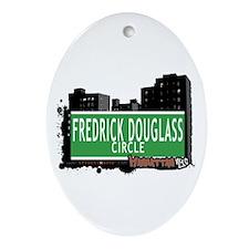 FREDRICK DOUGLASS CIRCLE, MANHATTAN, NYC Ornament