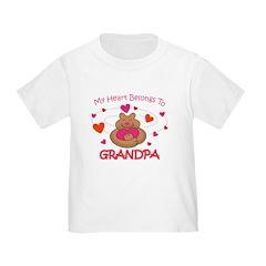 Heart Belongs To Grandpa T