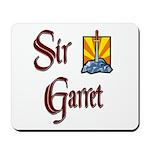 Sir Garret Mousepad