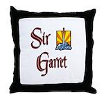 Sir Garret Throw Pillow