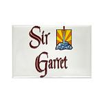 Sir Garret Rectangle Magnet (10 pack)