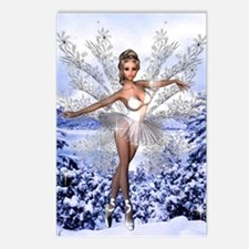 Snowflake Fairy Postcards (Package of 8)