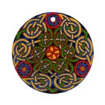 Circle of Life Ornament (Round)