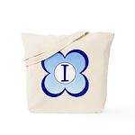 Monogrammed( I) Tote Bag