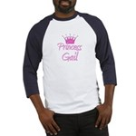Princess Gail Baseball Jersey